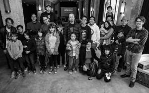 Moogfest Kid's Workshop at Dial Tones