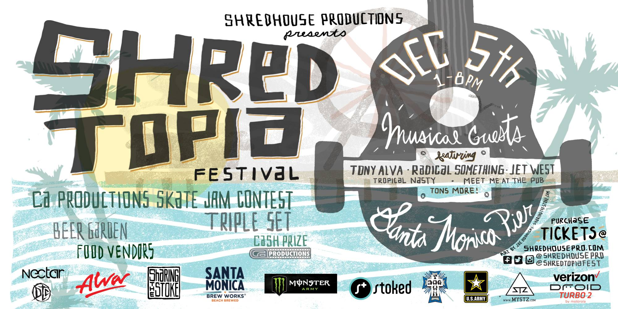 shredtopia flyer
