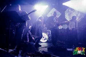 Moon Block Rock and Roll Circus at Teragram Ballroom