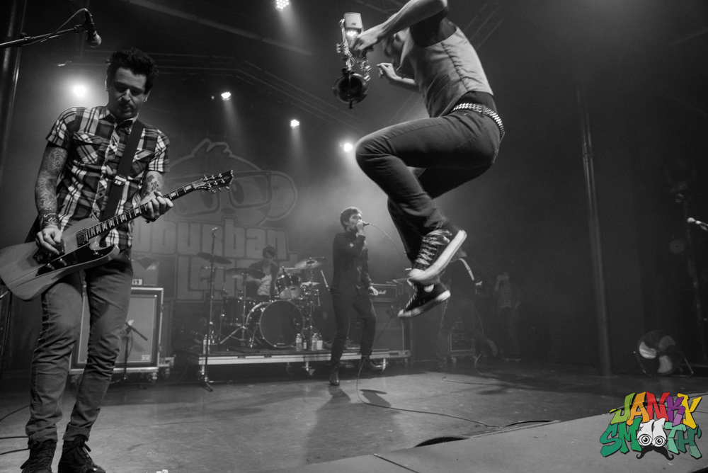 Suburban Legends High Jump at The Observatory