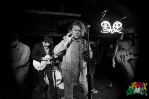 Ty Segall and The Muggers shot by Taylor Wong