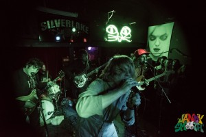 Ty Segall and the Muggers Secret Show at Silverlake Lounge