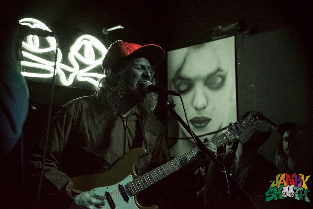 """Kyle """"King Tuff"""" Thomas Plays Guitar for Ty Segall and The Muggers"""