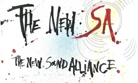 The New S.A.- The New Sound Alliance- art by Joey Feldman