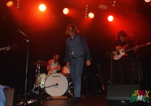 Ty Segall and The Muggers at Teragram Ballroom shot by Kayla Clancy