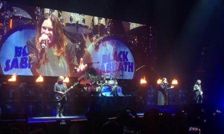 Black Sabbath at The Forum