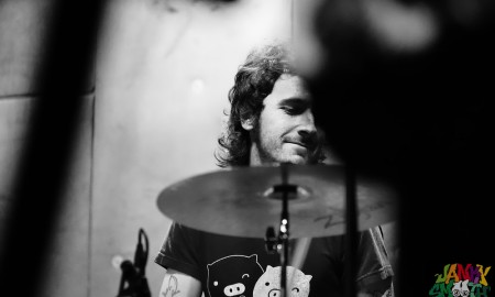 Wyatt Blair: Owner of Lolipop and drummer for Corners shot by Robert Anderson