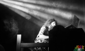 The Gaslamp Killer Opening for Questlove