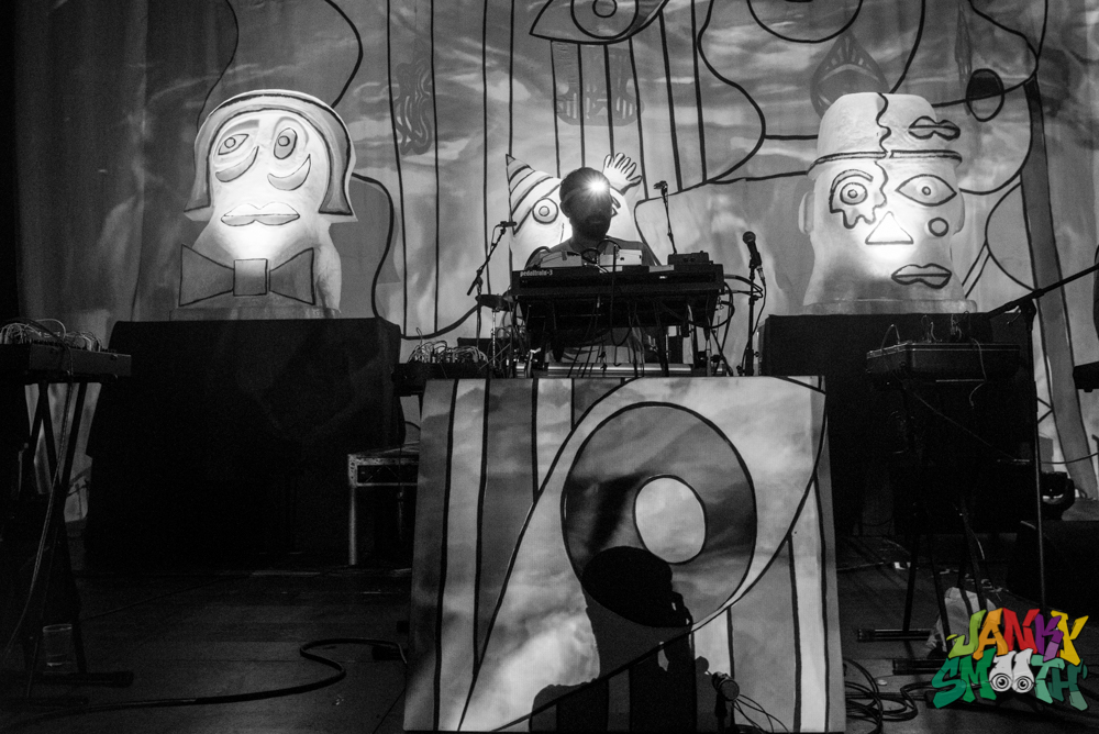 Animal Collective at The Fonda by Taylor Wong