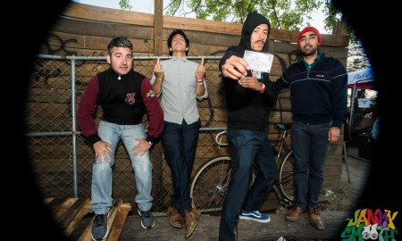 Chicano Batman minus the tuxedos at SXSW by Taylor Wong