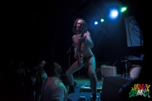 Cumstains cum correct at The Observatory