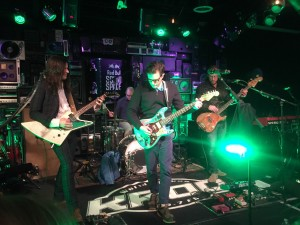 Weezer at Red Bull Sound Space
