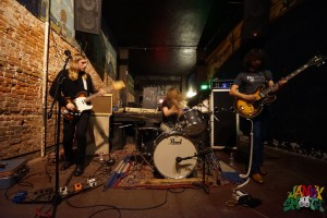 Mind Meld at The Smell by Todd Anderson