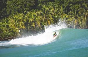 Panamanian Surf by David Evanko