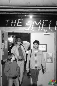 The Smell- All Ages- by Todd Anderson