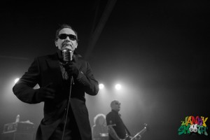 The Damned at The Glass House shot by Taylor Wong