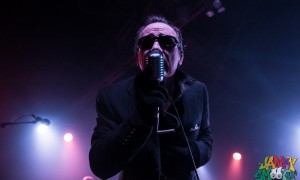 Dave Vanian- The Damned shot by Taylor Wong