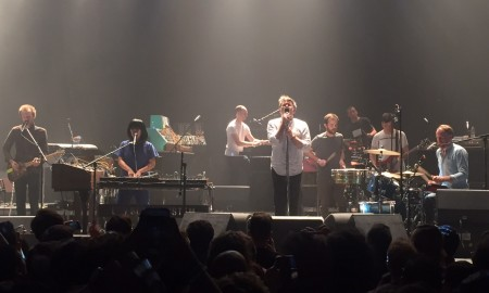 LCD Soundsystem at Fox Theater in Pomona