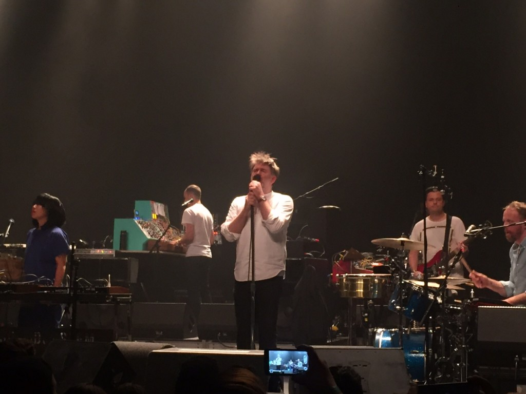 James Murphy and LCD Soundsystem in Pomona