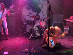 Potty Mouth at the Troubadour