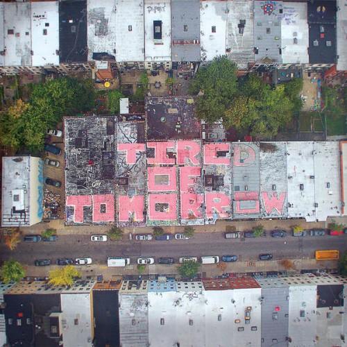 Tired of Tomorrow- Nothing Album Art