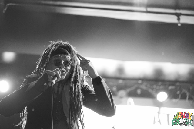 Ministry shot by Todd Anderson