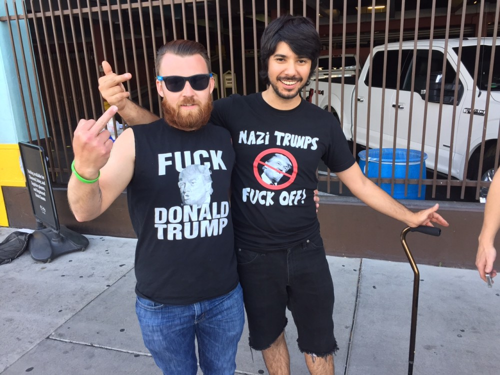 Punk Rock Bowling- Fuck Trump 2016