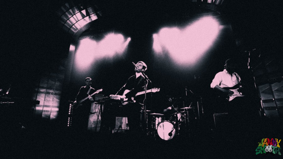 Wild Nothing at The Regent Theater shot by Johnny Ramos