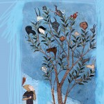 Rodriguez-Lopez album art: Blind Worms, Pious Swine