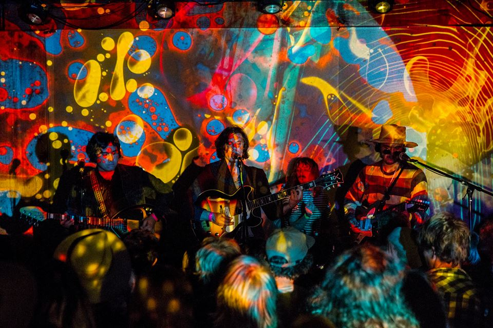 Mystic Braves' Mad Alchemy backdrop by Tyler Loring