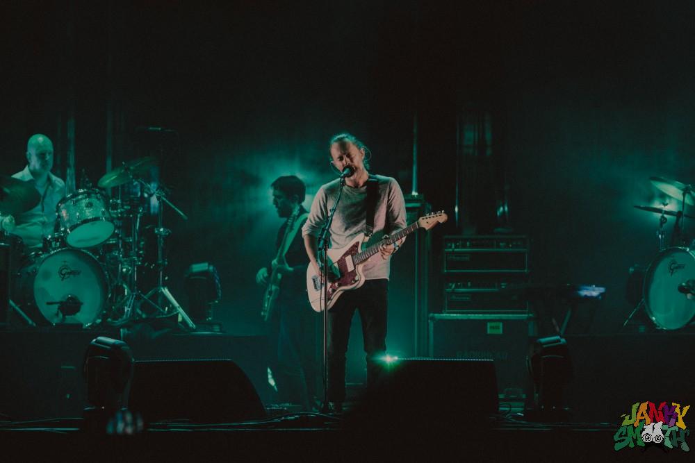 Radiohead shot by Johann Ramos at Outside Lands 2016