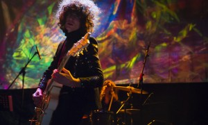 Temples Mad Alchemy Backdrop in London by Tyler Loring