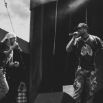Meth and Redman at Riot Fest