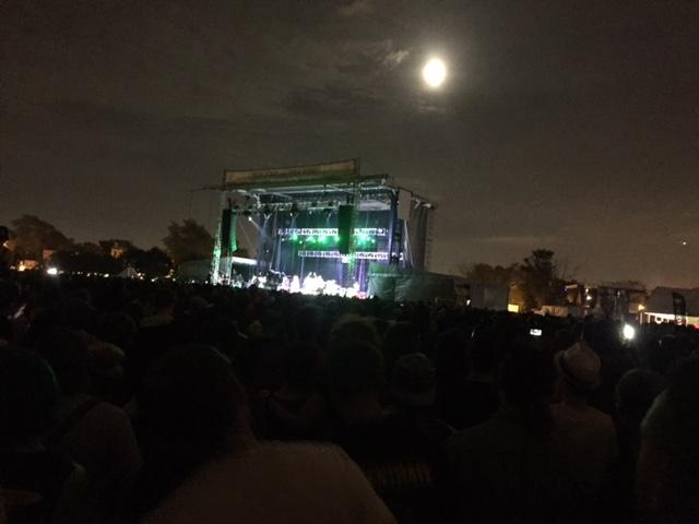 Riot Fest Full Moon