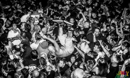 Subhumans Slam Pit at Observatory