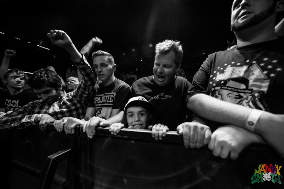 Subhumans All Ages by Jessica Moncrief