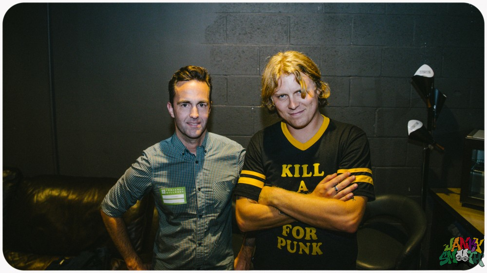 Ty Segall and The Smell Founder Jim Smith
