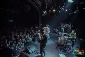 Ty Segall Helps Save The Smell at Teragram Ballroom
