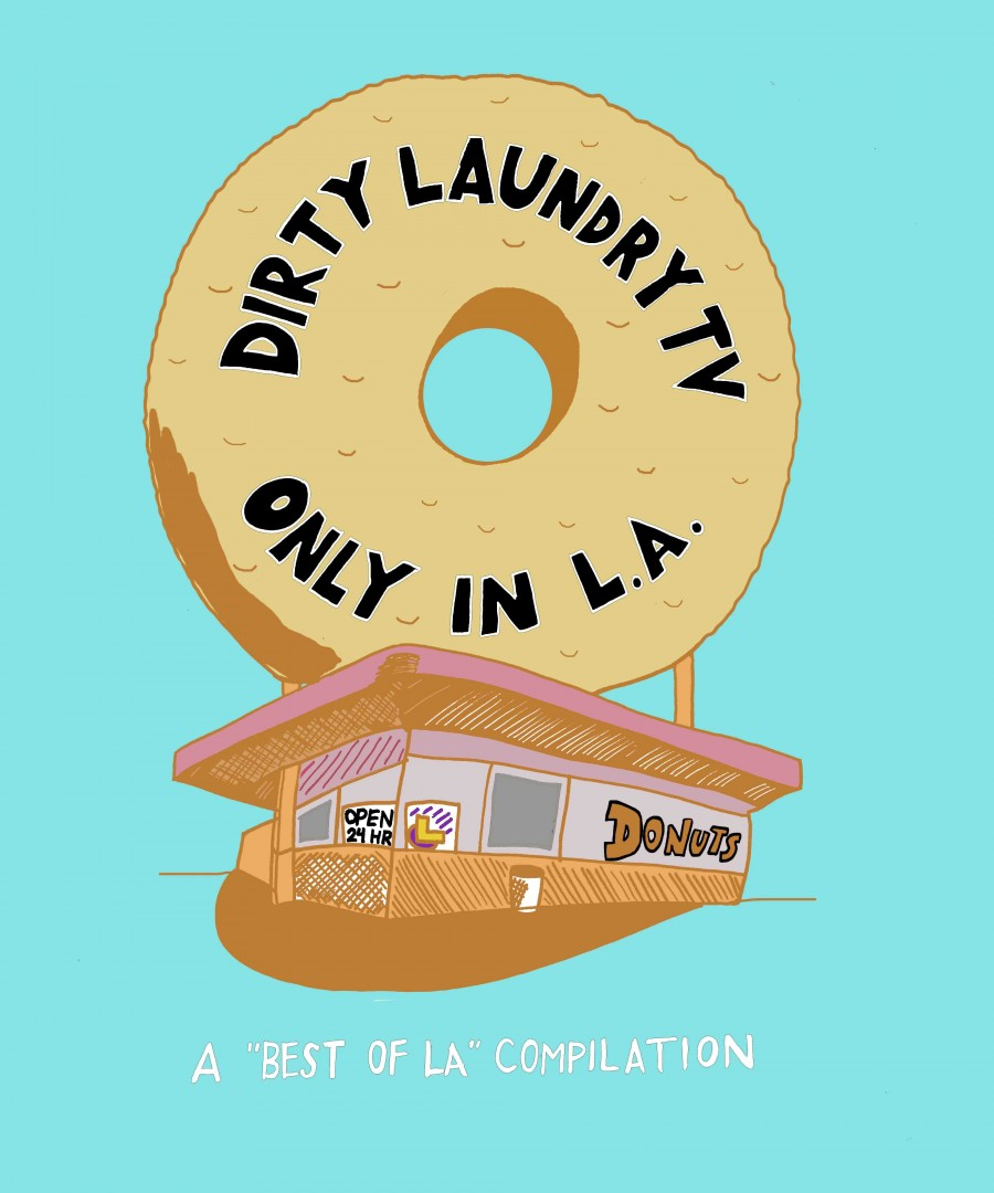 Dirty Laundry TV Only In L.A. Flyer