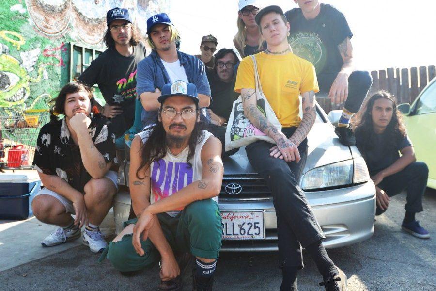White Fang & No Parents Escape from L.A.
