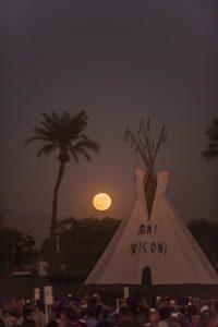 Hunters Moon at Desert Trip