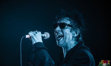 Echo and the Bunnymen shot by Jessica Moncrief