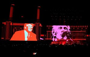Roger Waters shot by Kevin Mazur