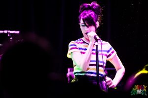 Kathleen Hanna/Julie Ruin at The Roxy