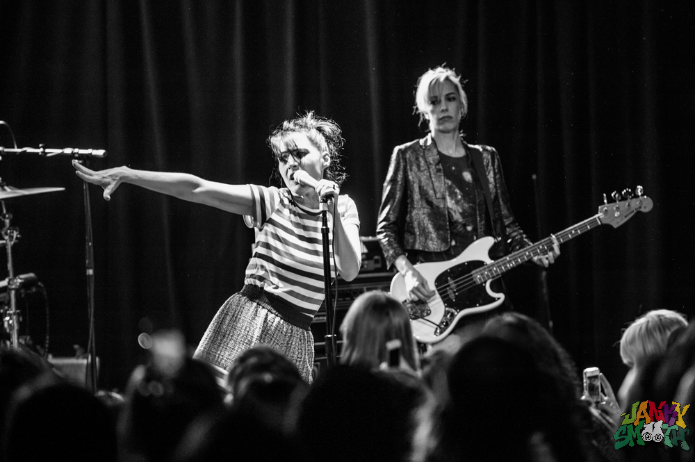 The Julie Ruin/The Roxy by Jessica Moncrief