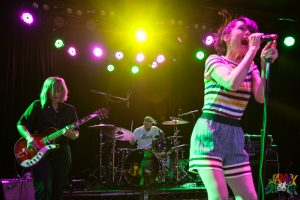 The Julie Ruin Riot Grrrl Rerun at Roxy