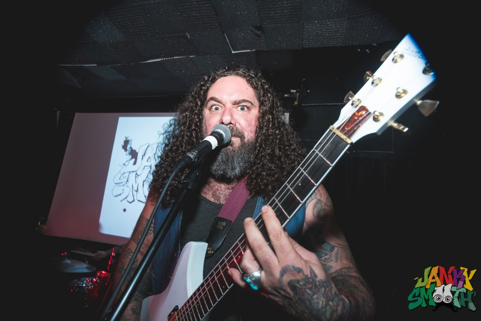 Jason Finazzo- The Birth Defects at Janky Fest