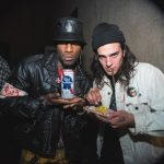 Ho99o9 and Kate Mo$$ at Janky Fest