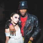 Eaddy Lawrz & Bride of Ho99o9 by Taylor Wong