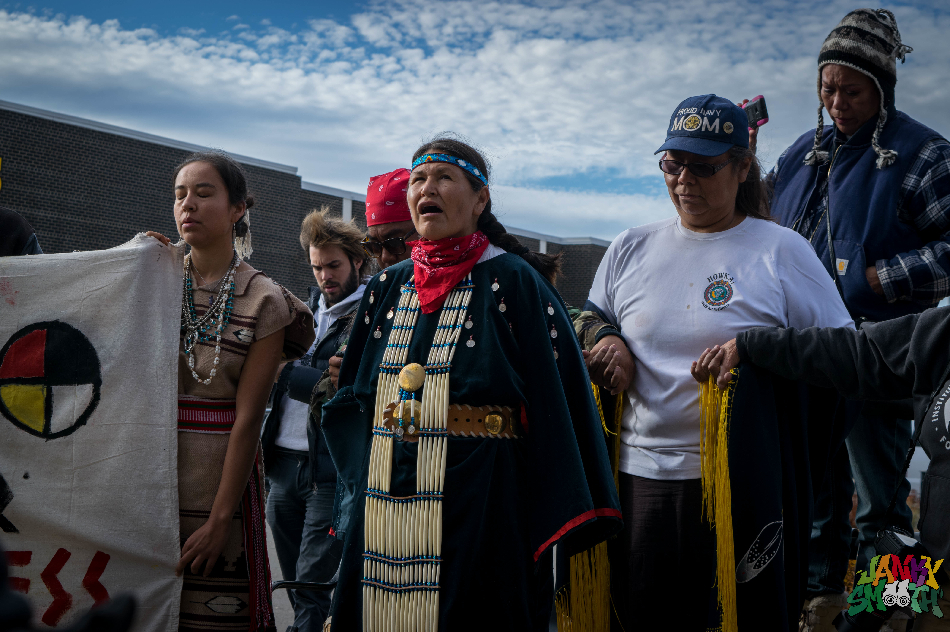 Water Protectors by Berry Ward